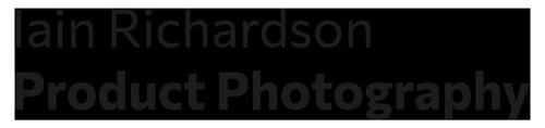 Iain Richardson Product Photography